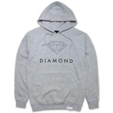 Diamond Supply Co Futura Sign Hoodie Grey