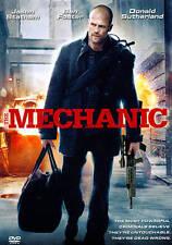 The Mechanic (DVD, 2011, Brand New)