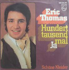 "7"" Eric thomas: cent mille fois oui + jolies robes"