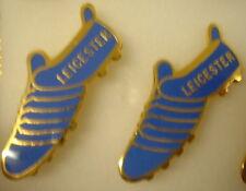 Leicester City SMALTO BADGE Boot GEMELLI FOOTBALL CLUB-VOLPI colore scelta