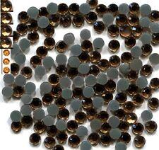 720 Rhinestones 3mm 10ss GOLDEN PEACH  Hot Fix 5 Gross