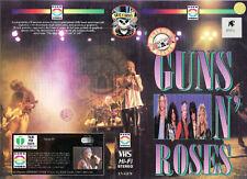 GUNS N' ROSES - GUNS N' ROSES VHS