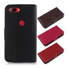 Flip Premium Vera Pelle Case Per Smartphone Cover Custodia Caso Guscio Wallet