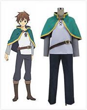 Details about Satou Kazuma Cosplay Costume KonoSuba God's Blessing On This Won