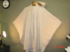 NWT NWOT Lady Woman Cape Cloak Elegant Camel Faux Fur Hooded Style Garment Wrap