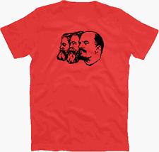MARX ENGELS LENIN T-Shirt  S-XXXL