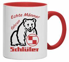 Kaffee Tasse | Echte Männer fahren Schlüter | Traktor, Schlepper | 1161-T-