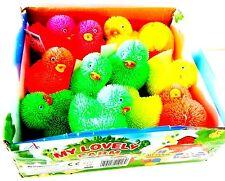FLASHING Glow In Dark Puffer Duck chicks toys Party Bag Filler.