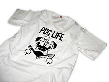 Pug T-Shirt  Pug life ,