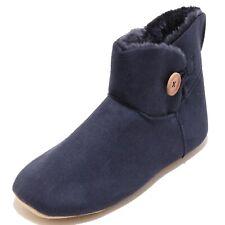 0874G pantofole da camera  blu ALTO ciabatta accessori casa uomo slipper unisex