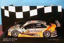 AUDI A4 #15 DTM 2008 SPORT TEAM PHOENIX OLIVIER JARVIS MINICHAMPS 400081715 1/43
