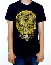 "Cult Of Luna ""reino eterno"" Negro T Shirt Oficial"