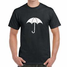 Regenschirm Comic - T-Shirt Superheld Comic-Bücher Akademie Tv-Show