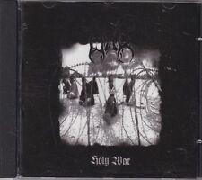 WAR - holy war CD