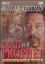 Death of a Prophet (DVD, 2005) Morgan Freeman, Free Shipping !!