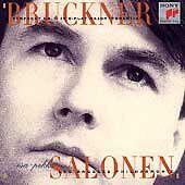 Bruckner: Symphony No. 4 - Esa-Pekka Salonen; 1998 CD, Los Angeles Philharmonic,