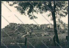 Frosinone Acuto Foto FG cartolina D5340 SZD