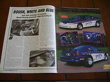 1995 FORD MUSTANG GT ROUSH RACING  ***ORIGINAL ARTICLE***