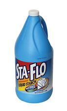 Sta-Flo Concentrated Liquid Starch, 1/2 Gallon