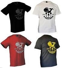 Poseidon T-Shirt Fish, with Poseidon-Logo - 100% Cotton