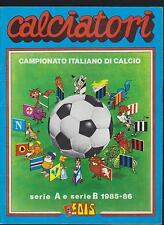 EDIS ALBUM FIGURINE CALCIATORI CAMPIONATO ITALIANO DI CALCIO 1985 - 86