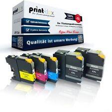 5x Alternativa cartuchos de tinta para Brother LC-22E Kit De Impresora