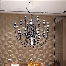 New Modern Moon Ceiling Light Pendant Lamp Lighting Chandelier 18/30bulbs