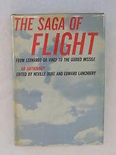 Duke and Lanchbery THE SAGA OF FLIGHT John Day Co. c. 1961  HC/DJ