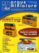 Argus de la Miniature, Spécial Dinky-Toys Vol. 1