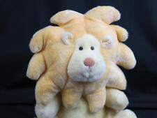 Big Bright Yellow Sunshine Baby Rattle Russ Lion Roarie Roar Plush Stuffed Toy