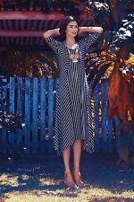 NWT Anthropologie Pieced Stripe Dress by Saturday/Sunday