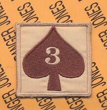 3-506 Inf 4th Bde 101st Airborne HCI Helmet patch C