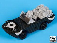Black Dog 1/35 Ford GPA 'Seep' Amphibious Jeep Accessories (for Tamiya) T35057