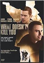What Doesn't Kill You    *New*   (DVD, 2009)  Mark Ruffalo