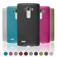 Coque LG brushed Bumper Cover Case + films de protection