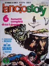 LANCIOSTORY ANNO 1977 N° 7
