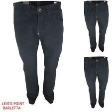 g-star raw pantalone uomo W32 W33 L 34 in cotone modello jeans reese nero estivo