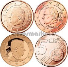 Ek // 5 Cent Belgique : Sélectionnez une pièce nueve