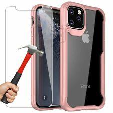 Etui Coque + Film Vitre Verre Trempé Pour iPhone 11 Pro/11 Pro Max