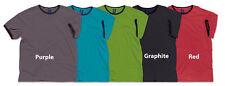 Hering Dzarm Men's Crewneck Contrast Trim Jersey Cotton T-Shirt 02C5