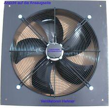 Extra Stark : Industrie Ventilator Gebläse Lüfter für Zuluft Abluft Wand Fenster