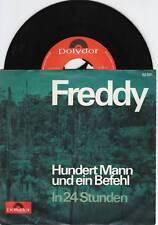 FREDDY Hundert Mann und ein Befehl (Barry Sadler Coverversion) 45