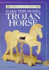 Make This Model Trojan Horse (Usborne Cut Out Models), Ashman, Iain Kit Book The