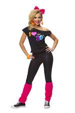 Womens I Love The 80's T-Shirt Halloween Costume