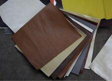 Grade Leather Cut Into Pieces Handmade Remnants Repair Scrap Various crafts