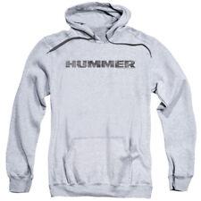 Hummer Distressed Hummer Logo Licensed Pullover Hooded Sweatshirt Hoodie Sm-3Xl