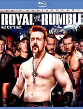 WWE: Royal Rumble 2012 [Blu-ray] Blu-ray