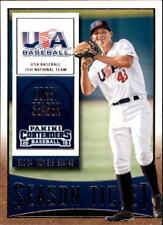 2015 Panini Contenders Baseball Base Singles (Pick Your Cards)
