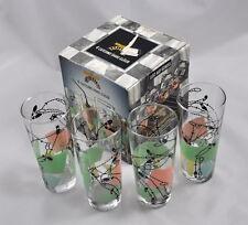 4 Cafissimo Shake-Gläser von Eduscho