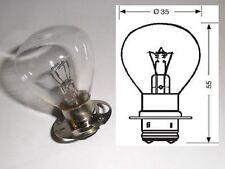 Headlight Bulb 12v 45/45w APF 3 hole P15d/1